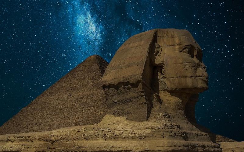 Sfinga - zaštitnica zemlje