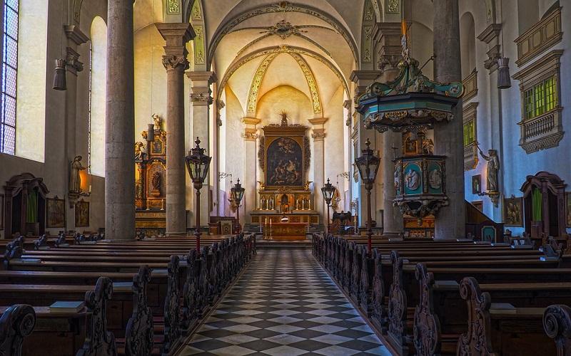 Krunica Blažene Djevice Marije - otajstva