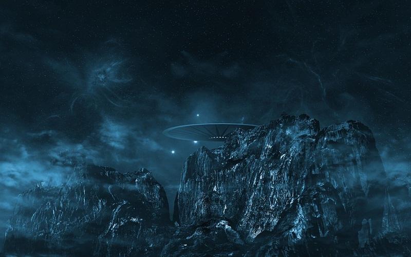 Leteći tanjuri - svemirci traže kontakt sa zemljanima!