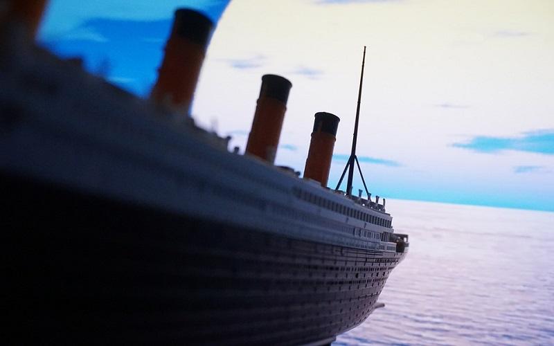 Teorije zavjere - Titanic