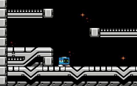 Najbolje platformske igre - robot