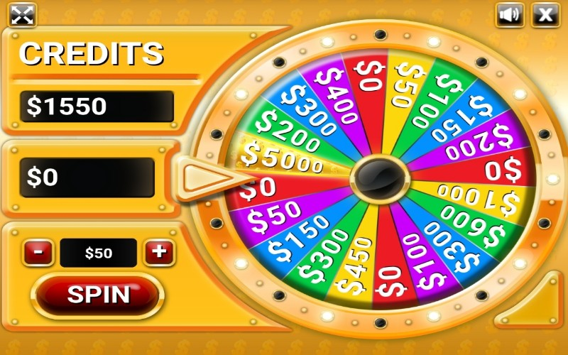 Zabavne igre na sreću - kolo sreće