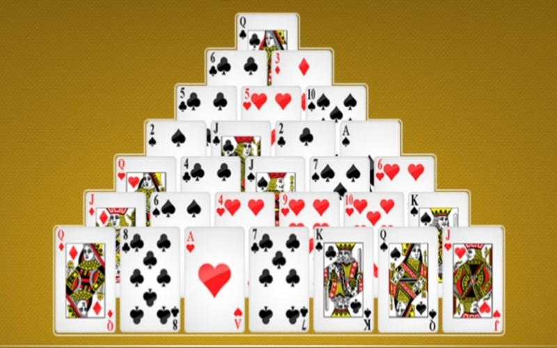Najpopularnije kartaške igre - tower solitaire