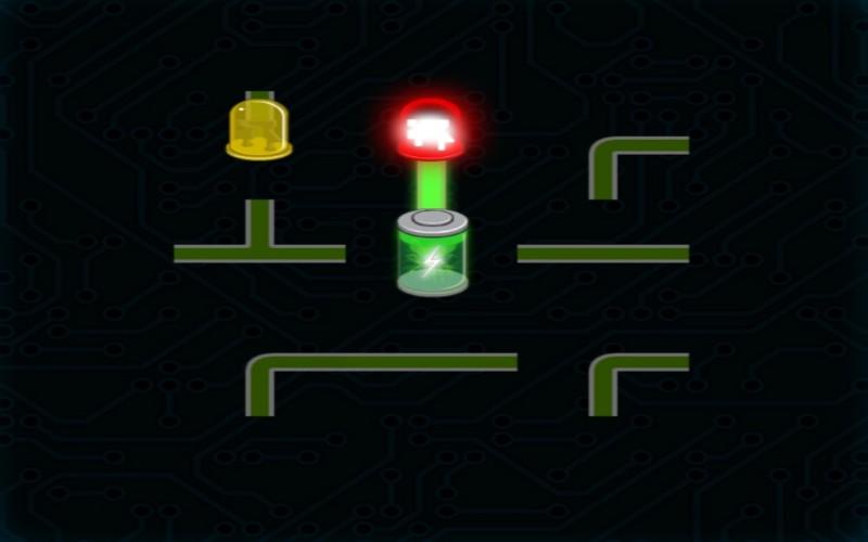 Zabavne igre za djecu - svjetla