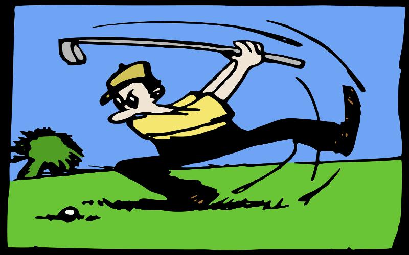 Igre spretnosti - golf