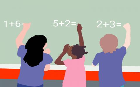 Zabavne edukacijske igre - matematički genije