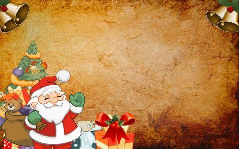 Zabavne Božićne igre - Djed Božićnjak