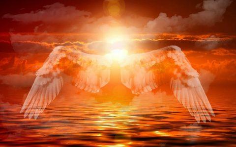 Anđeli s neba su izvor energije izlječenja?