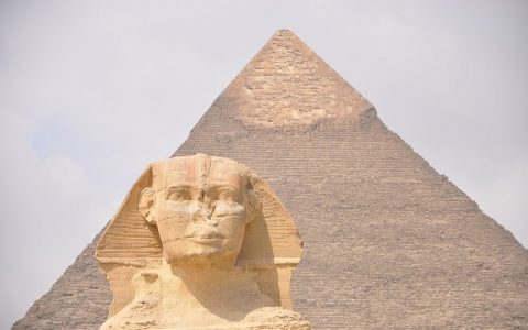 Piramide u Egiptu, čovjek i energija