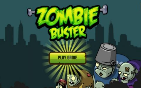 Zombie Games: Great Zombie Shooter