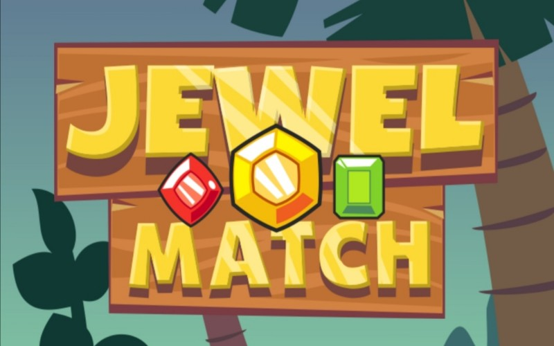 Puzzle Games - Good Jewel Match Game