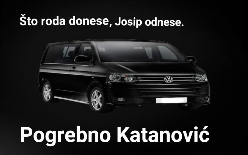 Crni humor u slikama - Pogrebno poduzeće Katanović