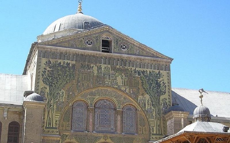 Svjetska čuda - Džamija u Damasku