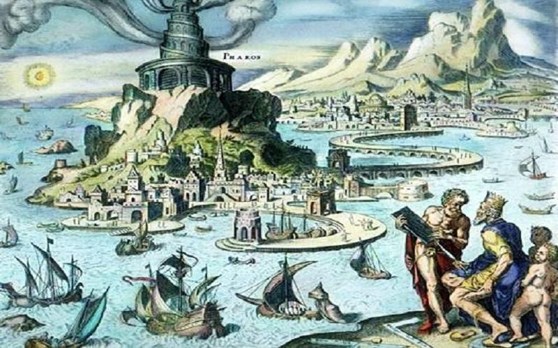 7 svjetskih čuda - Svjetionik u Aleksandriji