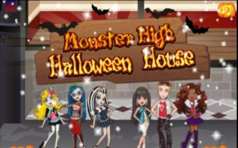 Monster High igre za djecu i mlade igrače