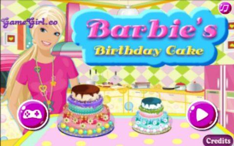Barbie igre za dobru zabavu onih najmlađih