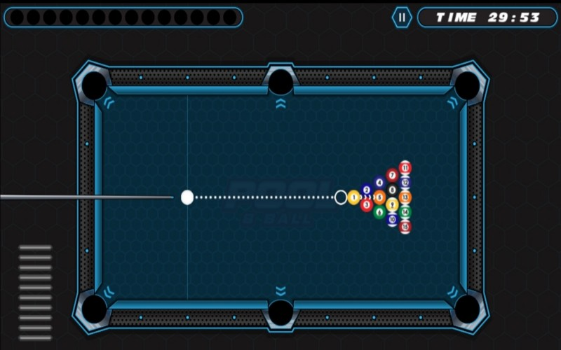 Pool 8 ball free games for entertainment and all generations