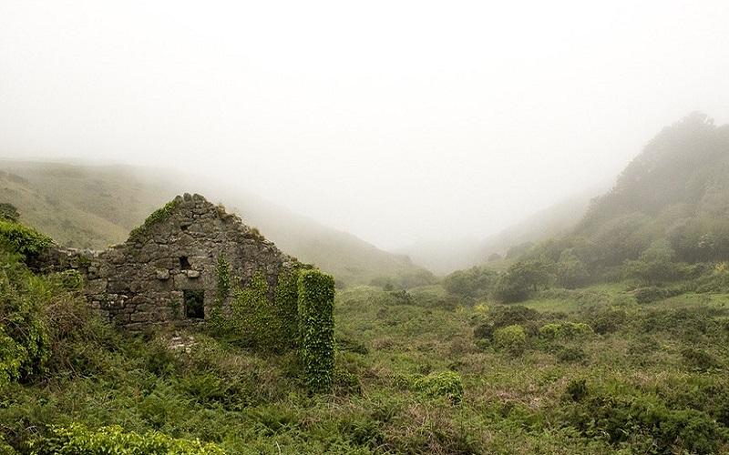 Stare ruševne kuće