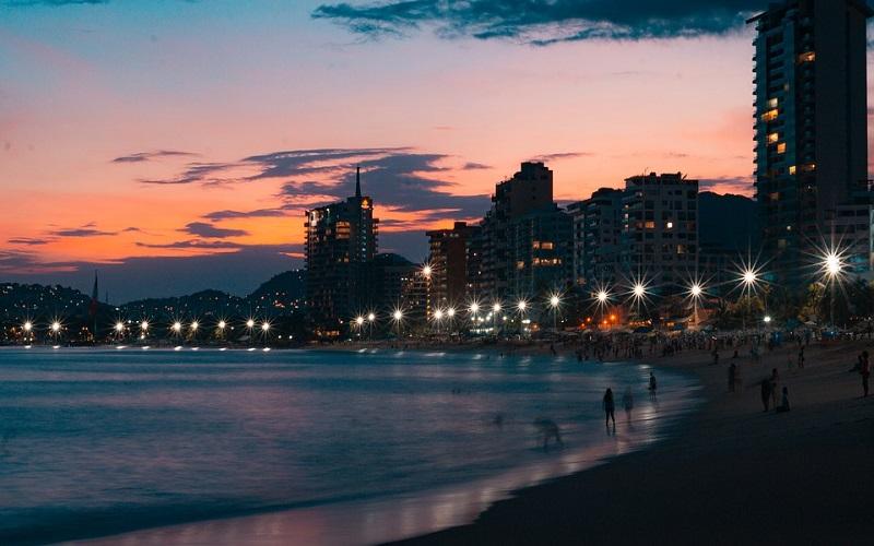 Najljepše slike mora - Acapulco