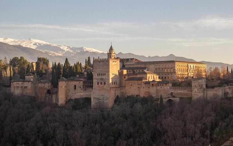 Svjetska čuda gradnje - Palača Alhambra