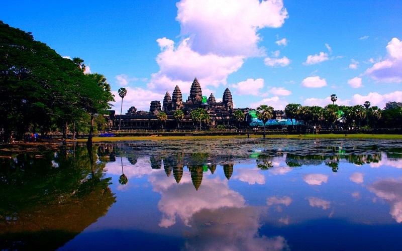Svjetska čuda gradnje - Angkor Wat