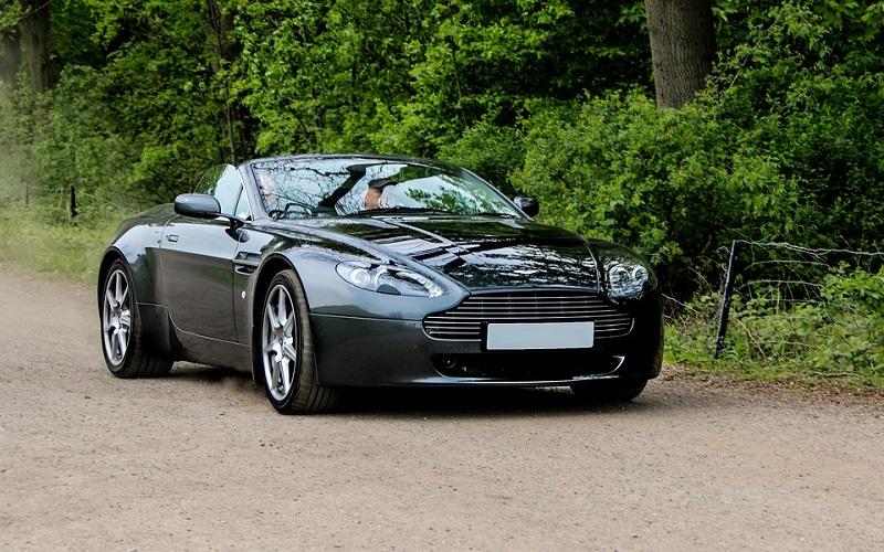 Sportska vozila - Aston Martin Vantage