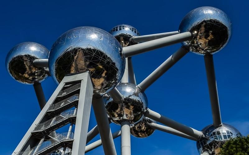 Svjetska čuda gradnje - Atomium u Belgiji