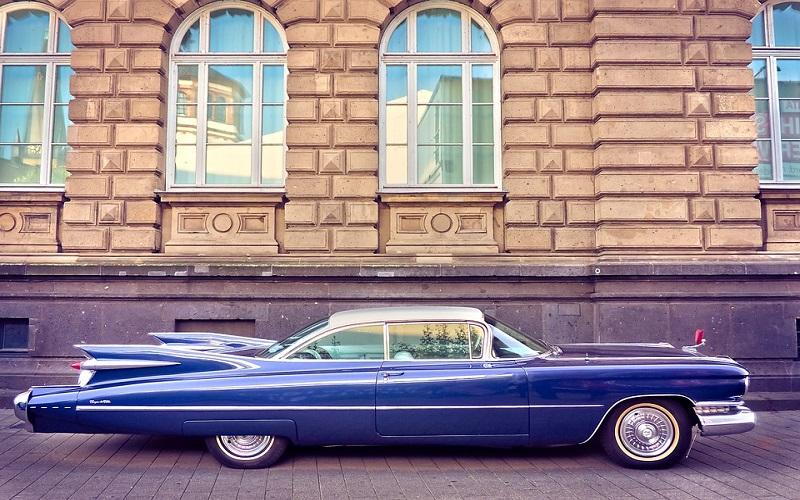 Stara vozila - Cool Cadillac