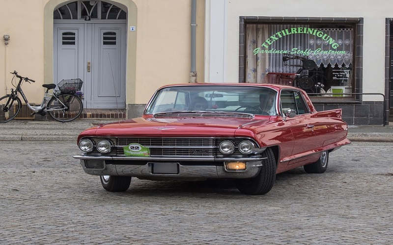 Oldtimer auti - Američki Cadillac