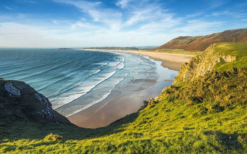 Najljepše slike prirode i mora - Wales