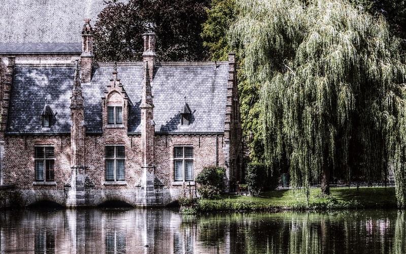 Kuća u Belgiji