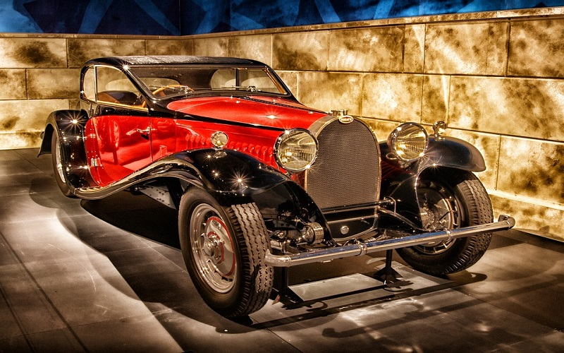 Trkaći auti - Bugatti