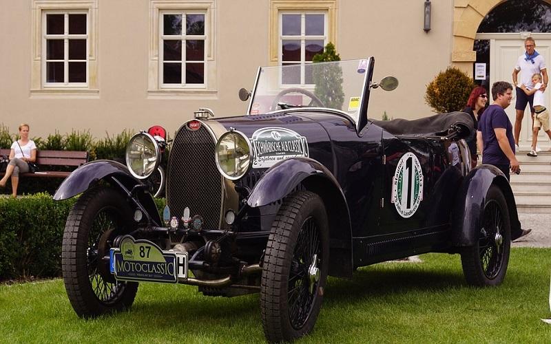 Sportska vozila - Oldtimer Bugatti