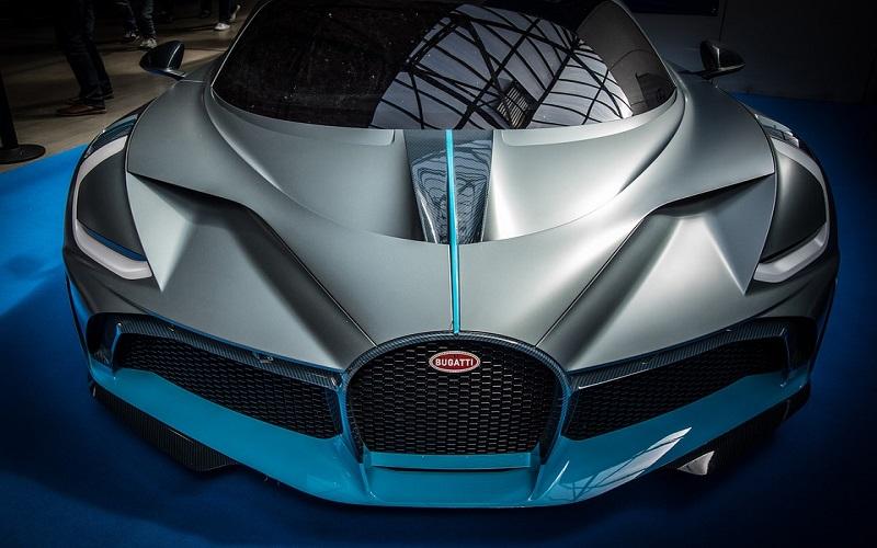 Sportski auti - Bugatti Divo