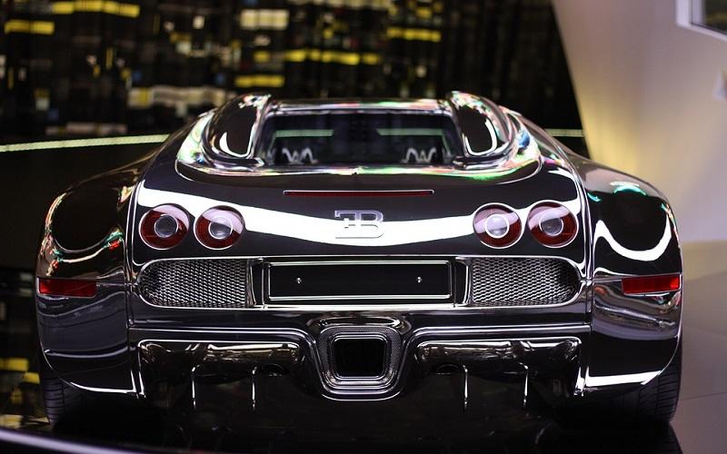Sportska vozila - Bugatti Veyron