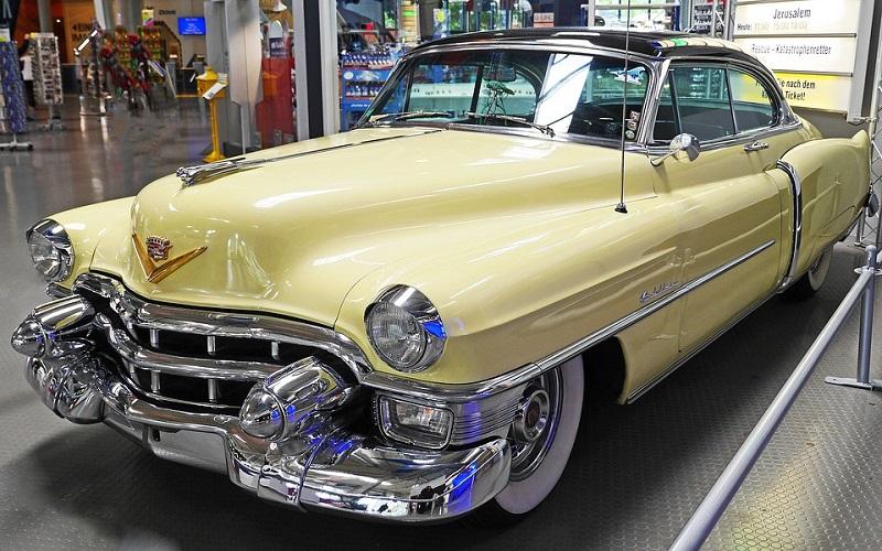 Stara vozila - Cadillac Coupe Series 62