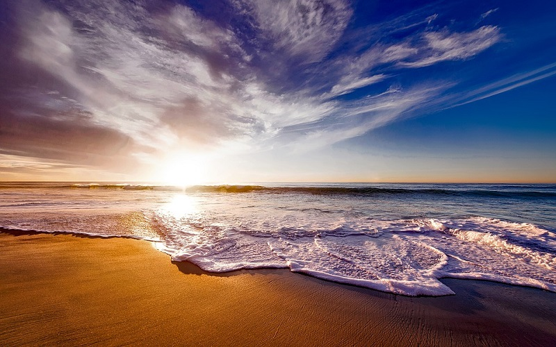 Godišnji odmor u Kaliforniji - obala Tihog oceana