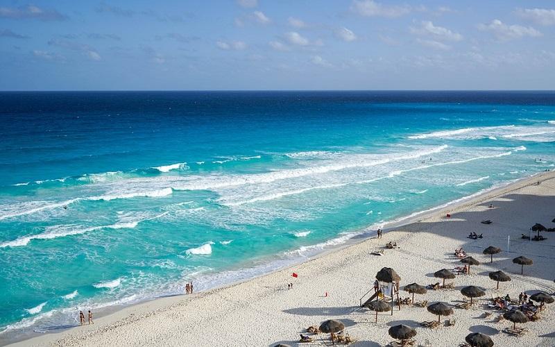 Najljepše slike plaža - Cancun