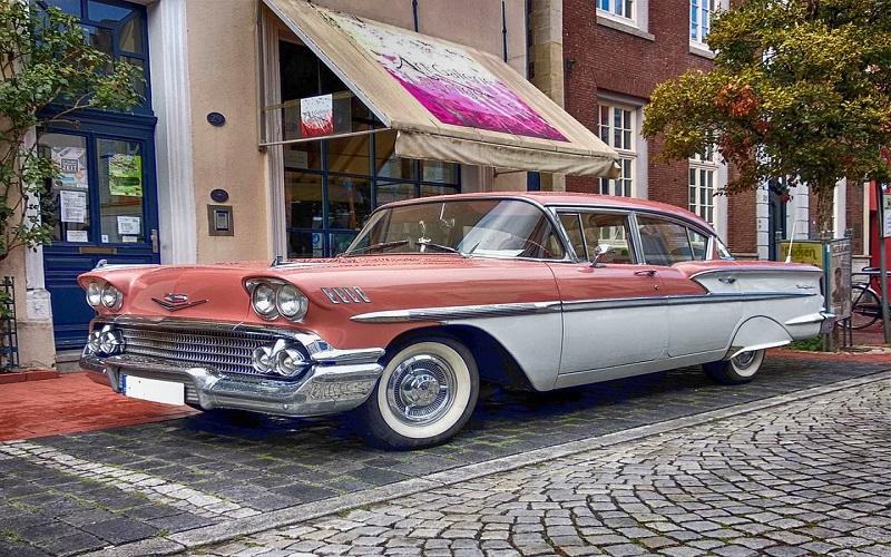 Stara vozila - Chevrolet Belau