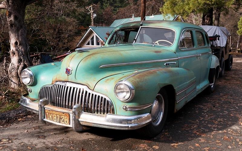 Stara vozila - Chrysler klasik