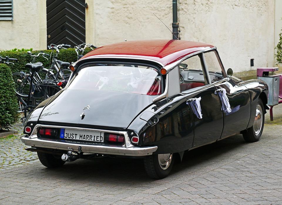 Stara vozila - Citroen Ds19