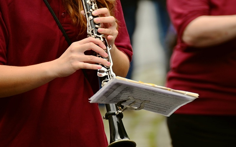 Puhački glazbeni instrumenti - Klarinet