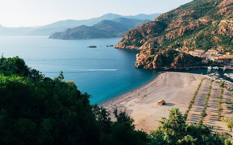 Destinacije za odmor - Korzika