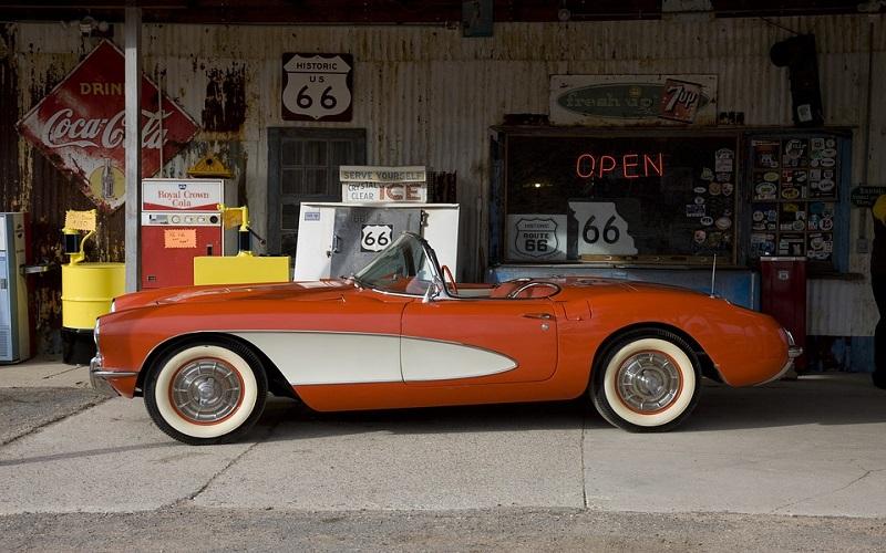Sportska vozila - Oldtimer Corvette
