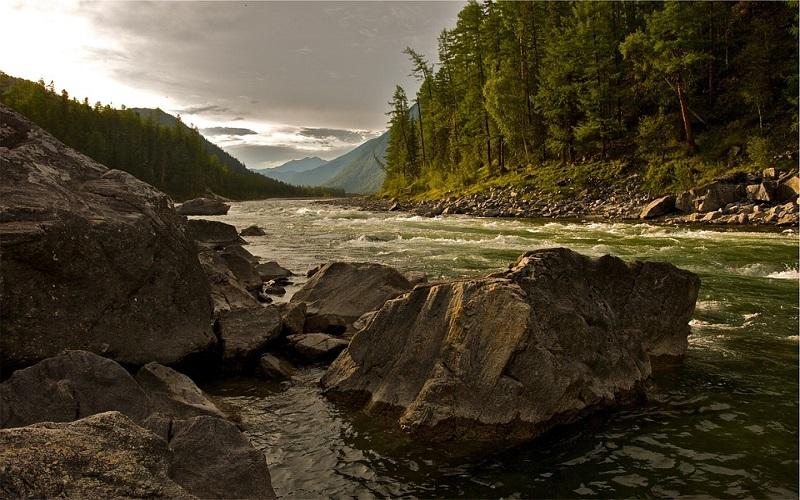 Slike prirode i rijeka