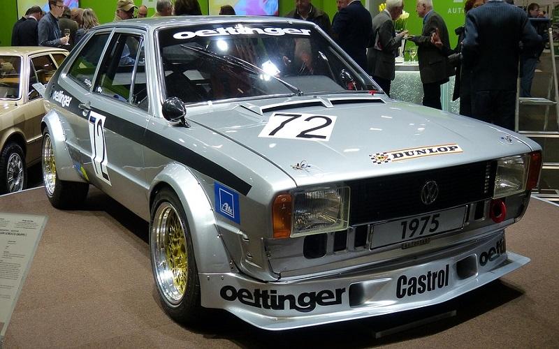 Stara vozila - VW Scirocco