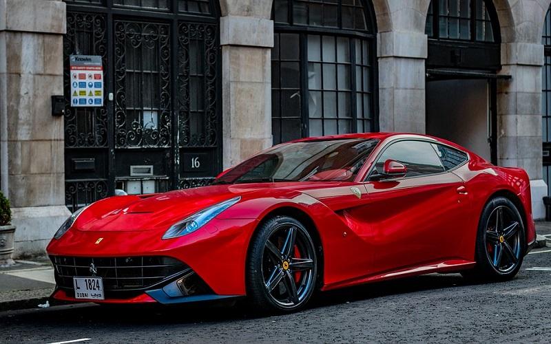 Sportska vozila - Ferrari F12 Berlinetta
