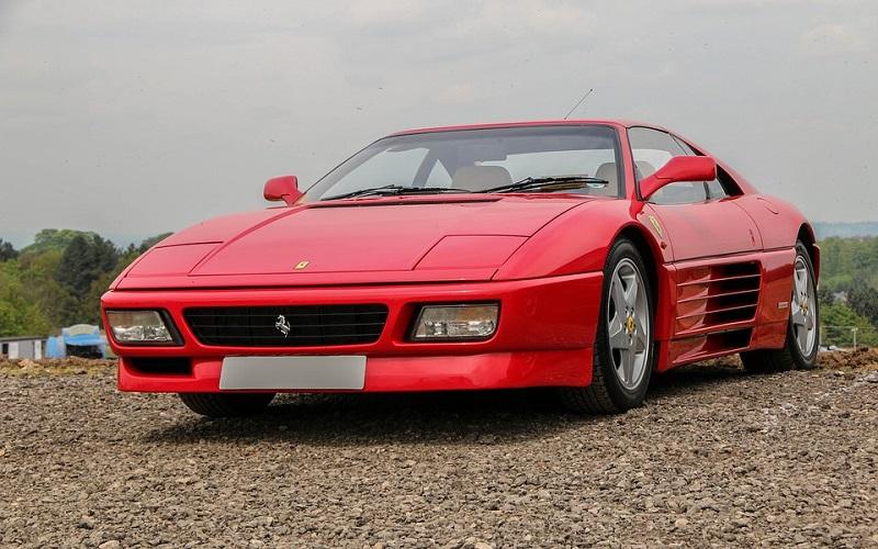 Najbolji trkaći auti - Ferrari 348