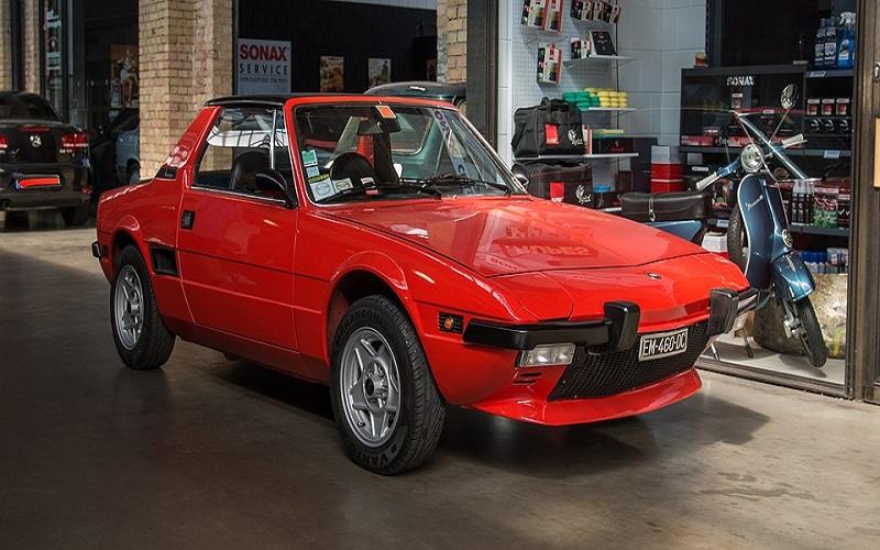 Stara vozila - Fiat X19