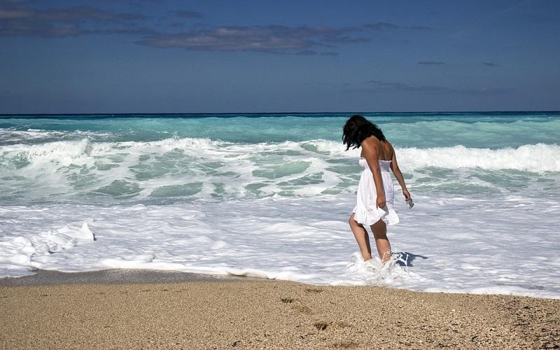 Ljeto fotografije - plaža